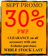 PWP accessory clearance