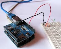Uno Ethernet LED