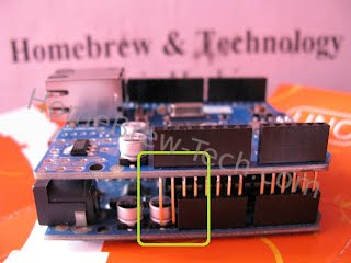 Uno R1 and Ethernet SD Shield R3, unintended consequences?